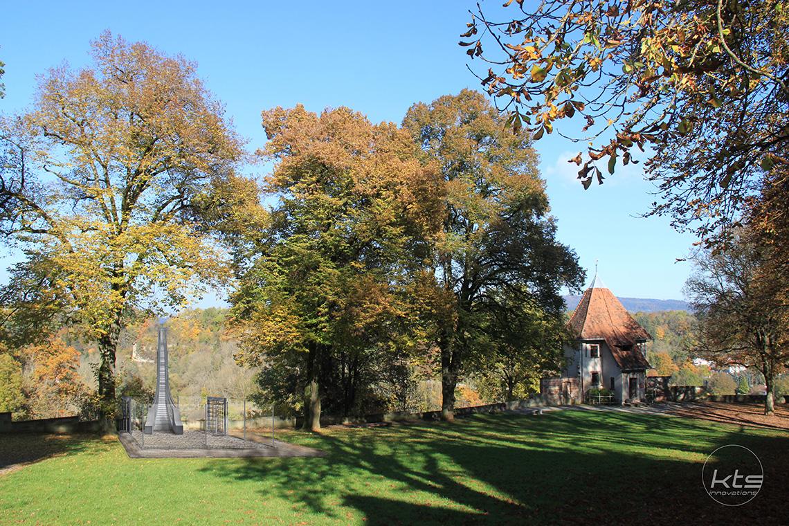 Eingang Bockshof